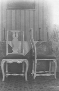 Möbler på Enigheten