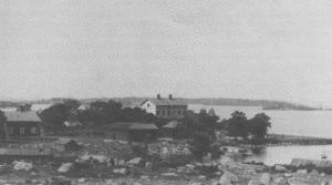 Degerby Tullhus