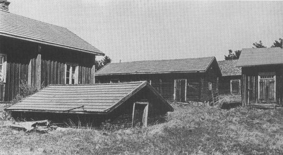 """I Kaj Dahls bok """"I Ålands övärld"""" från 1975 beskrivs Enigheten som """"en ödegård i Degerby"""""""
